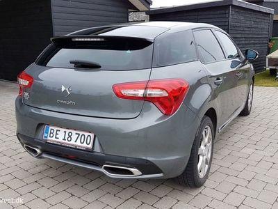 brugt Citroën DS5 1,6 e-HDi Design E6G 110HK Stc 6g Aut.