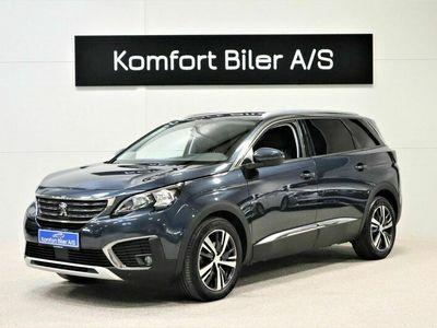 brugt Peugeot 5008 e-THP 130 Allure EAT6 1,2