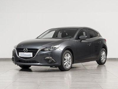 brugt Mazda 3 2,2 Skyactiv-D Vision 150HK 5d 6g Aut.