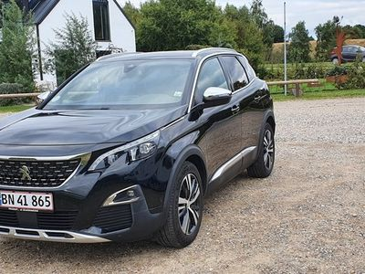brugt Peugeot 3008 2.0 BlueHDi 180 hk SUV EAT6