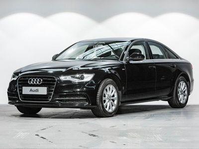 brugt Audi A6 2,0 TDi 177 Multitr.