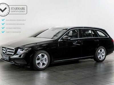 käytetty Mercedes E200 0 Avantgarde stc. aut.