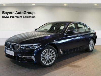 gebraucht BMW 530 i 2,0 aut.