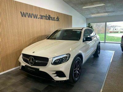 brugt Mercedes GLC350 d AMG Line Coupé aut. 4Matic