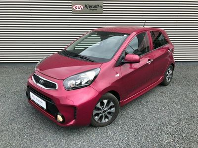 brugt Kia Picanto 0 Limited Sport