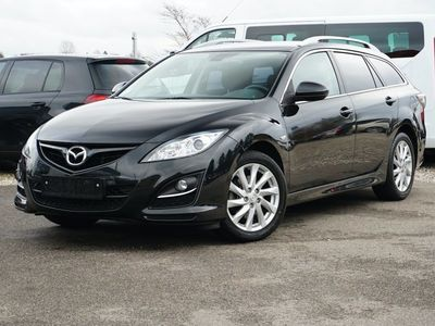 brugt Mazda 6 2,0 90th Anniversary stc.