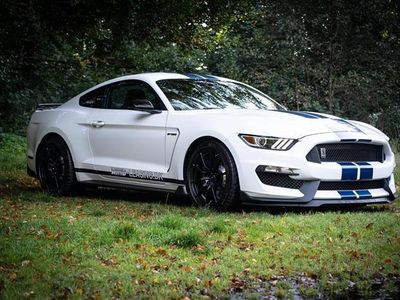 brugt Ford Mustang GT Shelby 350 5,2 533HK 2d 6g