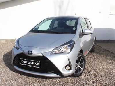 brugt Toyota Yaris 1.5VVT-iE T3 Smartpakke