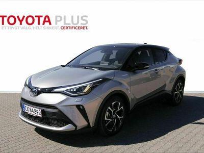 brugt Toyota C-HR 1,8 Hybrid C-LUB Premium Multidrive S 122HK 5d Aut.