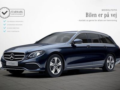usata Mercedes E300 2,0 stc. aut.