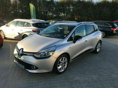 brugt Renault Clio IV 1,5 dCi 75 Limited Sport Tourer