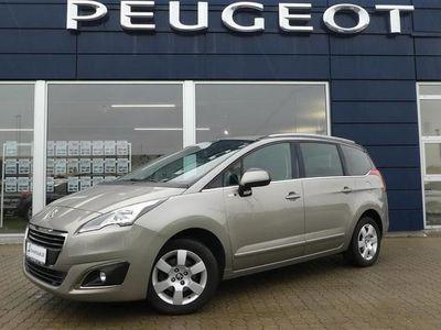 brugt Peugeot 5008 1,6 e-HDi Style ESG 114HK 6g Aut.