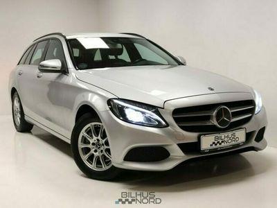 brugt Mercedes C220 d 2,2 Business stc. aut. 5d