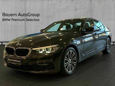 brugt BMW 530 d 3,0 Sport Line aut.