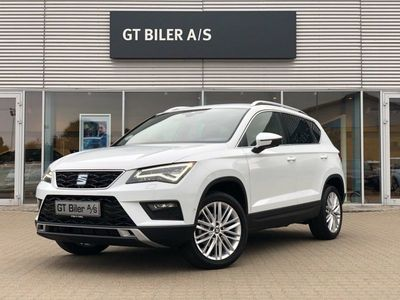 brugt Seat Ateca 1,5 TSi 150 Xcellence DSG