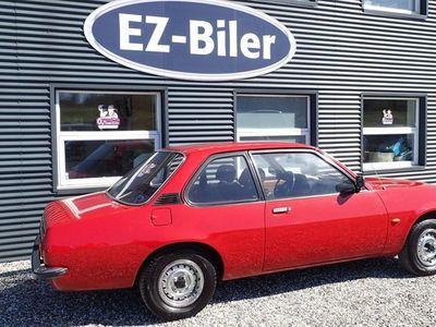 brugt Opel Ascona 1,2 S