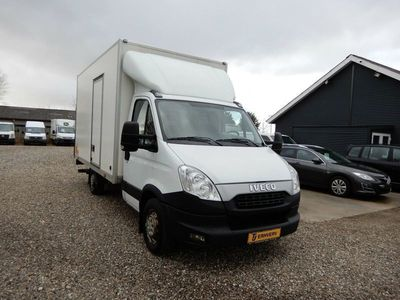 brugt Iveco Daily 2,3 35S13 Alukasse