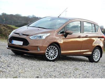 brugt Ford B-MAX 1,6 tdci titanium