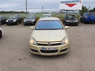 brugt Opel Astra 6 16V Comfort Twinport