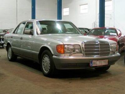 brugt Mercedes 500 S-Klasse (W126)SE