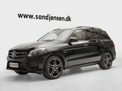 gebraucht Mercedes GLE43 AMG 3,0 AMG aut. 4-M