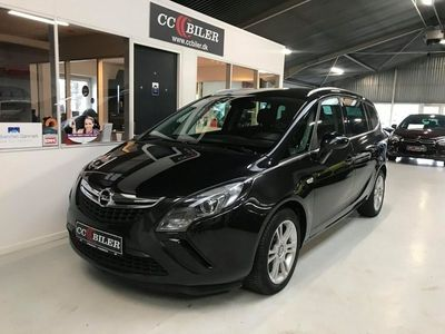 gebraucht Opel Zafira Tourer 1,6 CDTi 136 Enjoy