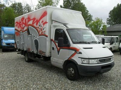 second-hand Iveco Daily 3,0 50C14 Alukasse