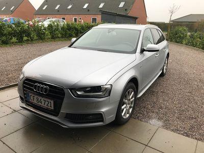 brugt Audi A4 AVANT 2.0 TDI 150 HK 5-dørs MULTITRONICComfort
