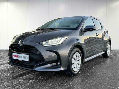 brugt Toyota Yaris 1,5 VVT-I T3 Smart 125HK 5d 6g Aut.