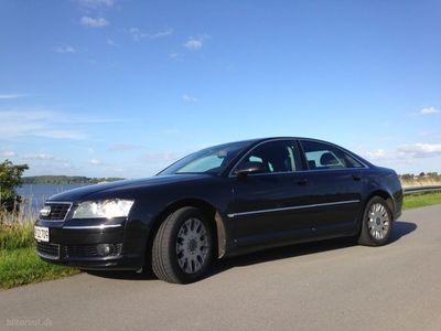 brugt Audi A8 4,2 Quattro Tiptr. 335HK 6g Aut.