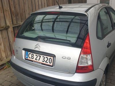 brugt Citroën C3 1.4 68 HK