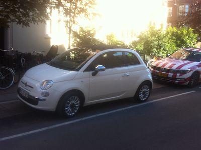 brugt Fiat 500C 1.2 69
