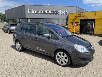 brugt Opel Zafira 1,9 CDTI Aut. 150HK Van