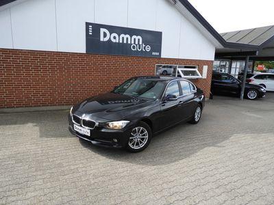 brugt BMW 320 2,0 d Steptronic 184HK Sedan aut