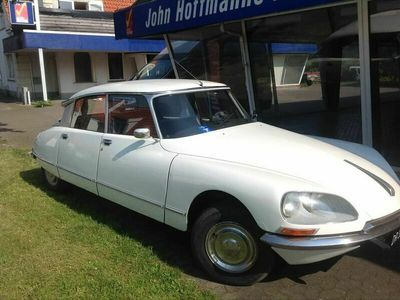 brugt Citroën DS 21M