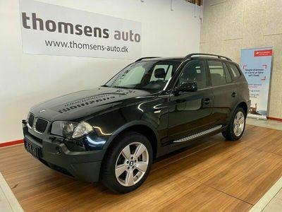 brugt BMW X3 2,0 D