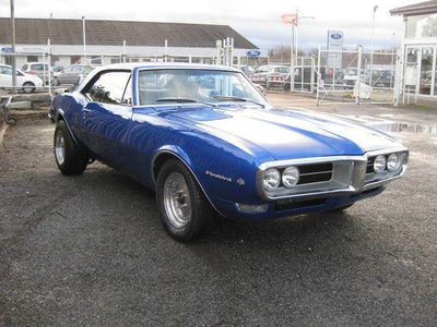 brugt Pontiac Firebird coupe