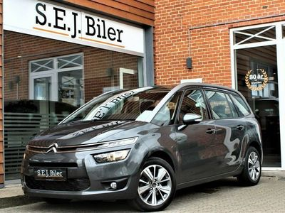 brugt Citroën Grand C4 Picasso 2,0 BlueHDi Intensive EAT6 150HK aut 5d