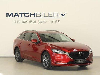 gebraucht Mazda 6 2,0 Skyactiv-G Premium 165HK Stc 6g