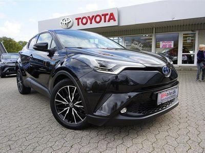 brugt Toyota C-HR 1,8 B/EL C-LUB Smart - LED Multidrive S 122HK 5d Aut.