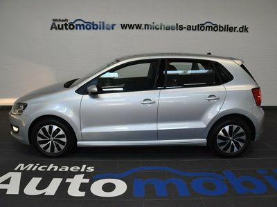 second-hand VW Polo 1,0 TSi 95 BlueMotion DSG