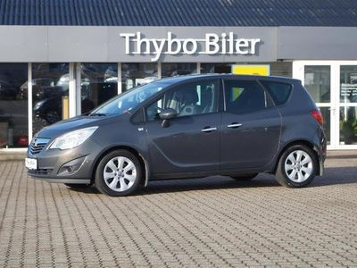 used Opel Meriva 1,4 Turbo Cosmo 120HK