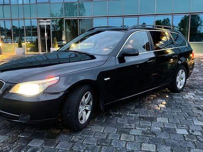 brugt BMW 525 D TOURING AUT.