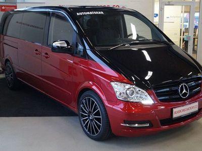 brugt Mercedes Vito 122 3,0 CDi Standard aut. XL