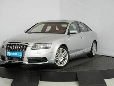 brugt Audi S6 5,2 FSi quattro Tiptr.