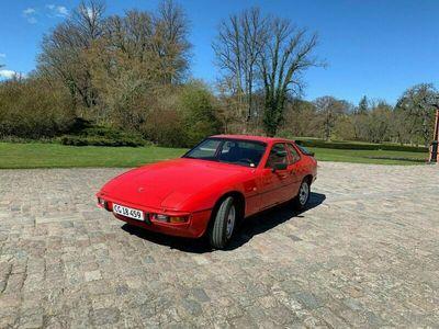 brugt Porsche 924 2,0