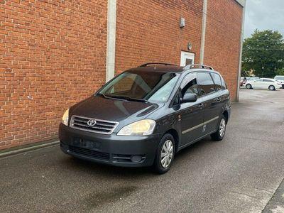 brugt Toyota Sportsvan 2,0 D-4D Terra