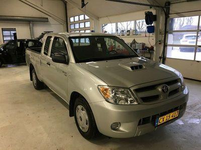 brugt Toyota HiLux 2,5 D-4D 120 Ex.Kab