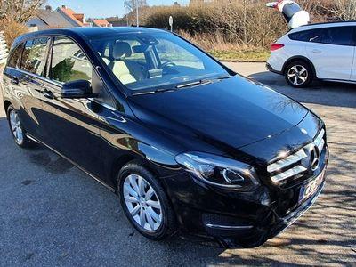 brugt Mercedes B200 156 HK Benzin