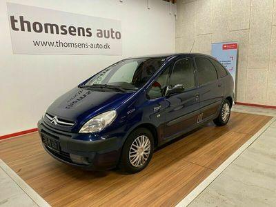 brugt Citroën Xsara Picasso 1,6i 16V 110 ComfortVan